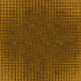 Abstract golden background pattern. An abstract golden brown background pattern with blur Stock Photography