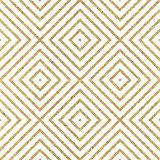 Abstract golden background of rhombus, square. Geometric gold shiny seamless pattern of diagonal lines or strokes, abstract golden background of rhombus, square Stock Photography