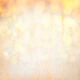 Abstract golden background. Royalty Free Stock Images