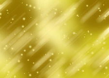 Abstract golden background with spots royalty free illustration