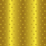 Abstract Golden Background. Vector Pattern.  Stock Photo