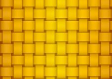 Abstract golden checkered background royalty free illustration