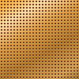 Abstract golden metal background. Abstract golden metal shiny background. Vector illustration Stock Images