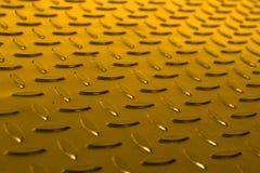 Abstract golden metal texture Stock Photo
