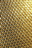 Abstract golden net Royalty Free Stock Photos