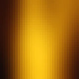 Abstract golden pixel pattern Royalty Free Stock Photos
