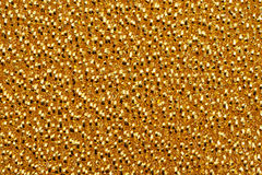 Abstract golden texture Stock Photo