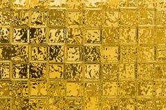 abstract golden texture Stock Photos