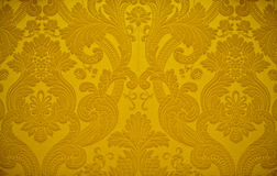 Wallpaper decoration with vintage texture Royalty Free Stock Images