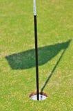 Abstract Golf II Royalty-vrije Stock Foto