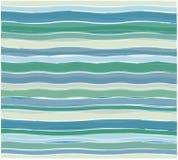Abstract golfpatroon royalty-vrije illustratie