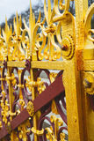 abstract goud in englan Londen Royalty-vrije Stock Foto's