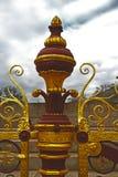 abstract goud in englan Londen en Stock Fotografie