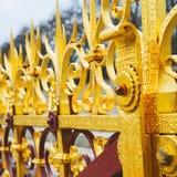 abstract goud op de englan antieke vloer en de achtergrond van Londen Royalty-vrije Stock Fotografie