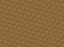 Abstract Gouden geweven patroon als achtergrond Stock Foto's