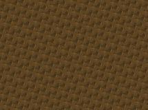 Abstract Gouden Zwart geweven patroon als achtergrond Stock Foto