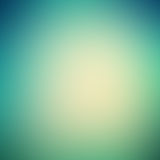 Abstract gradient background with blue and green colors. Abstract smooth nature gradient background with blue and green colors Royalty Free Illustration
