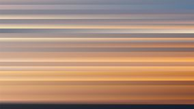 Abstract gradient background similar to sunset or dawn. Vector illustration. Horizontal gray-orange stripes. Backdrop for evening background in modern style Stock Images