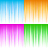Abstract gradient backgrounds vector illustration
