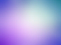 Abstract gradient blue purple colored blurred background.  royalty free stock images