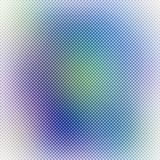 Abstract Gradient Blurry Background With Halftone Dots Texture, Colorful Vector Background Royalty Free Stock Photo