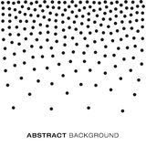 Abstract Gradient Halftone Dots Background Stock Photos