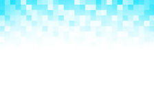 Abstract gradient pixel background Royalty Free Stock Photography