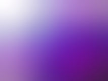 Abstract gradient purple white colored blurred background.  Royalty Free Stock Photo