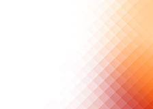 Abstract gradient rhombus background Royalty Free Stock Photos