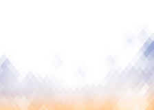 Abstract gradient rhombus background Royalty Free Stock Photo