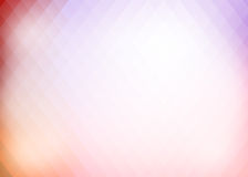 Abstract gradient rhombus background Stock Photography