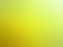 Abstract gradient yellow white colored blurred background.  Royalty Free Stock Image