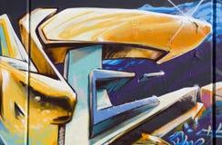 Abstract graffiti Stock Photos