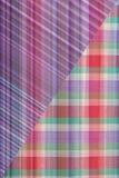 Abstract grafisch kleurrijk patroon als achtergrond voor ontwerp Stock Afbeelding