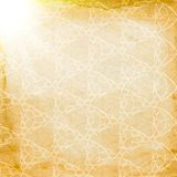 Abstract grange paper background.  blurry light Stock Photography