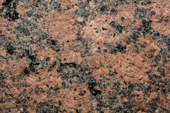 Abstract granite wall. Of old vintage background Stock Image