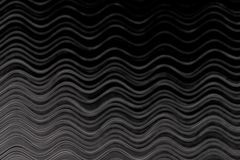 Abstract graphic background, fancy drawing of wavy lines, colorless. Basis or element to create a design royalty free stock images