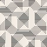 Abstract graphic background with lines, stripes, squares, small elements. Vector geometric pattern. Abstract graphic background with lines, stripes, squares vector illustration
