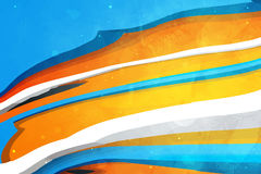 Abstract  graphic, bright background. In graffiti Royalty Free Stock Photos