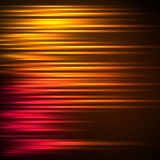 Abstract graphic design background light blur lines Stock Photography