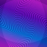 Abstract graphic design background light blur lines Royalty Free Stock Images