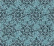 Abstract graphic Ornament flower pattern Stock Photos