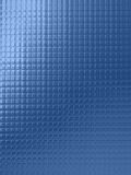 Abstract graphic textured background in blue Stock Photography
