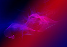 Abstract graphics background for design Stock Photo