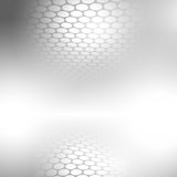 Abstract gray background Stock Images