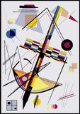 Abstract  gray  background ,inspired by the  painter kandinsky Stock Photography
