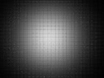 Abstract Gray Dot Dark Background stock illustratie