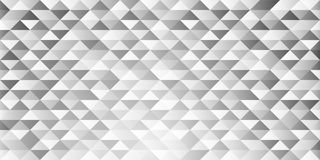 Abstract gray geometric background with soft light. Abstract gray geometric background with soft light, Vector illustration Royalty Free Illustration