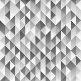 Abstract  gray geometric  background. Abstract  gray geometric  background, Vector illustration Stock Photos