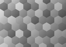 Abstract  gray geometric  background. Vector illustration Royalty Free Illustration